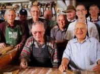 Enjoy the creativity and comaraderie of a Men's Shed