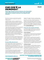 Fogli Informativi (help sheets)