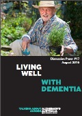 Cover image Living well with Dementia Discussion Paper
