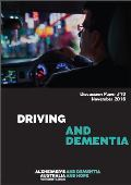 Discussion Paper cover Driving and Dementia