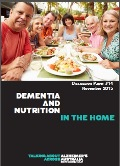 Discussion Paper Dementia and Nutrition in the home cover page