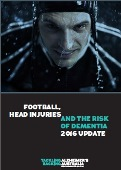 Cover pager - Football, head injuries and the risk of Dementia Discussion pager update