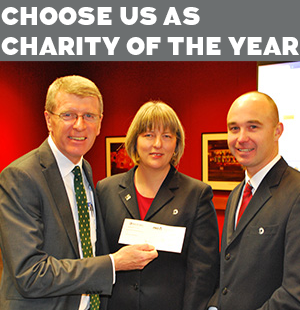 Charity of the year