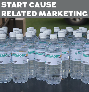 Start cause related marketing