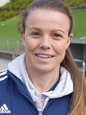 Amy Jackson: Dementia Australia Ambassador, W-League team Melbourne Victory