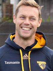Sam Mitchell: AFL player for Hawthorn, Dementia Australia Ambassador