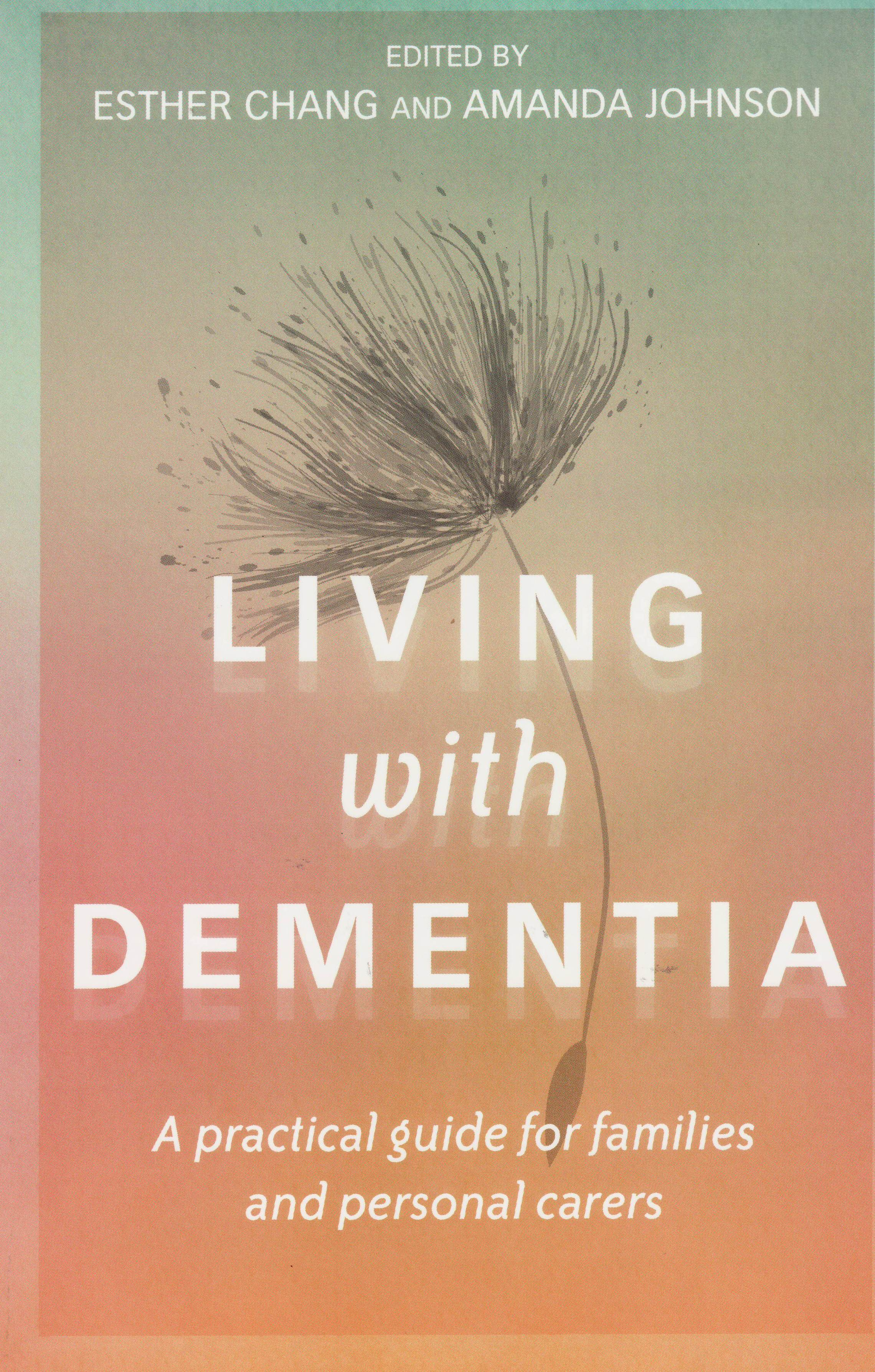 Living with Dementia book cover