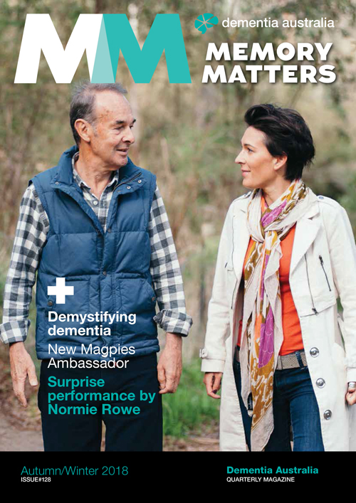 Memory Matters Issue 128