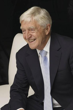 Sir Michael Parkinson CBE