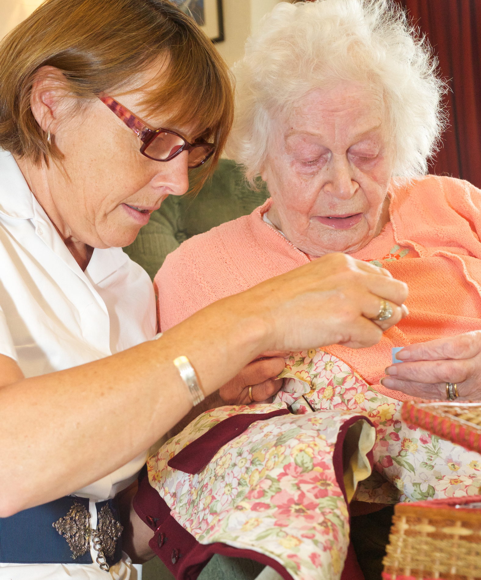 Considering Residential Care